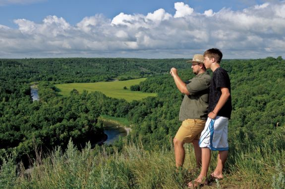 13 Fantastic Hiking, Biking and Horseback Riding Trails in North Dakota   Official North Dakota Travel & Tourism Guide