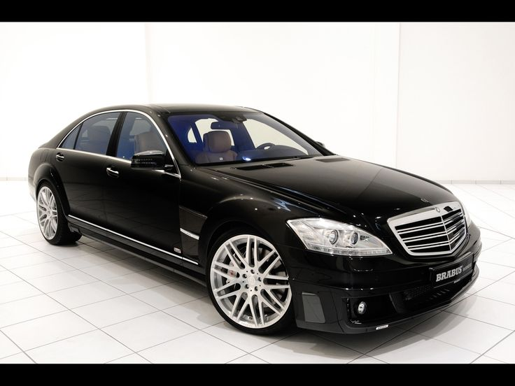 2011 Brabus Mercedes-Benz S 600 - the King.