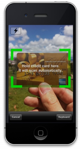 PayPal acquires Card.io, which captures credit card info withphonecameras - VentureBeat