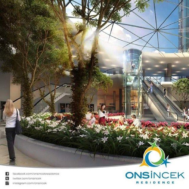 15 bin metrekare peyzaj alanıyla ONS İncek, hayattan zevk almayı bilenler için tasarlandı. #ONSİncek #Residence #konut #emlak #yaşam #şehir #renk #Ankara #güvenilir #İncek #yatırım #doğa #İncek