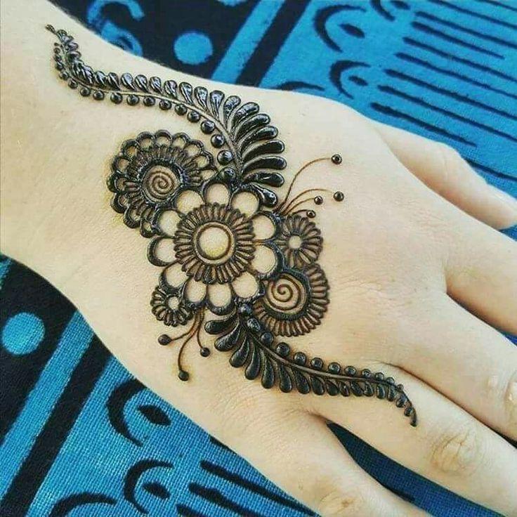 Pictures Of Simple Henna Arm Designs Kidskunst Info