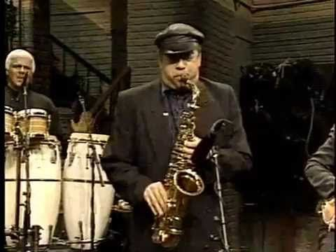 Phil Woods - Willow Weep For Me (Live on Night Music 1990)