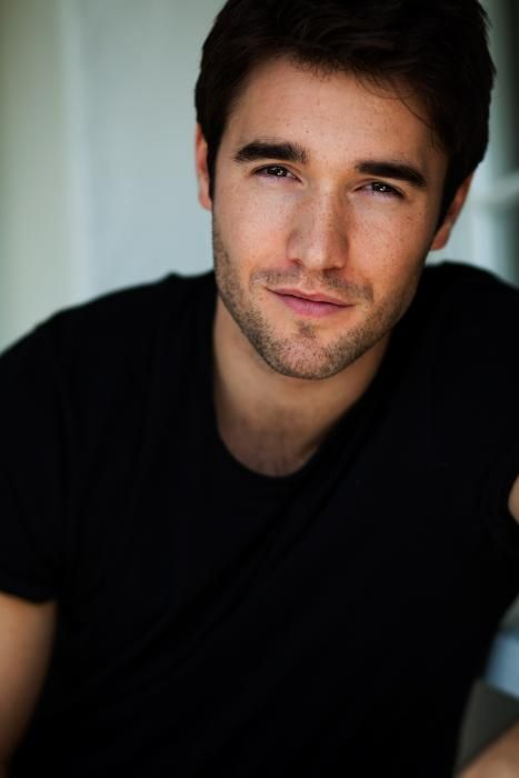 Josh Bowman. Had noooo idea he had an accent ---> instantly a bajillion times sexier now