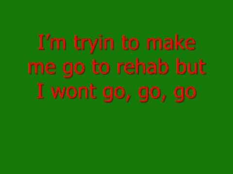 Amy Winehouse + Queen - Crazy Thing Called Rehab (Lyrics/Letra) - YouTube