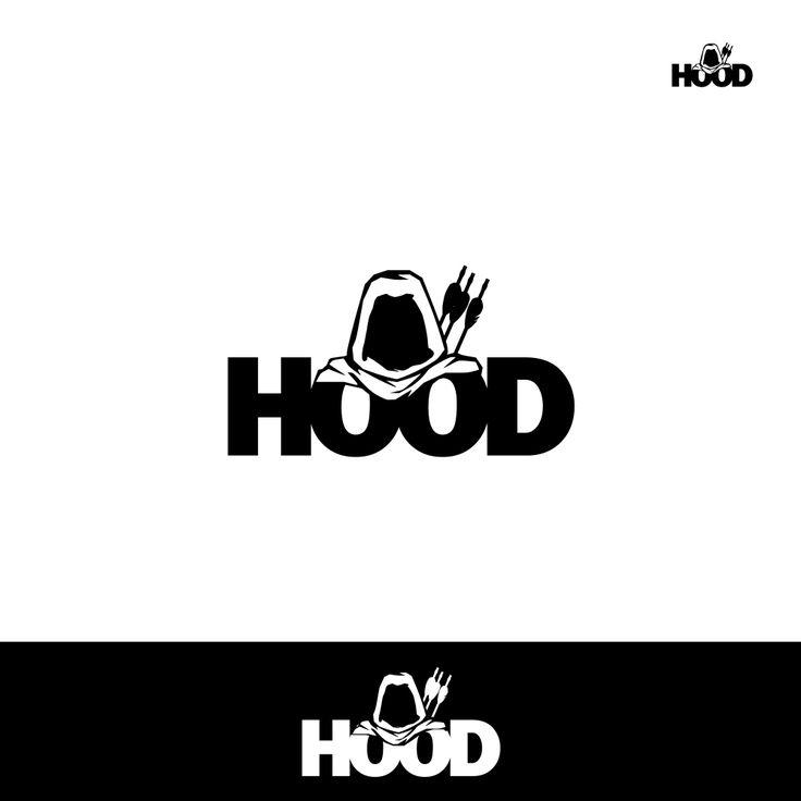 Logo design for Hood Street Art Crew