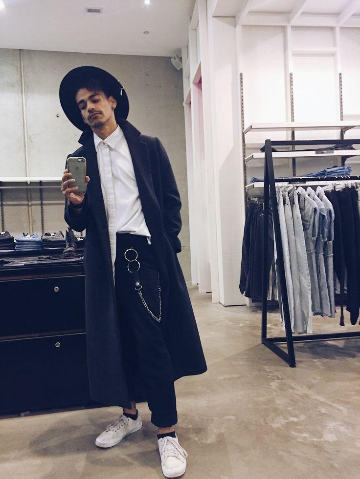 #ksubi outfit, the urban gentleman