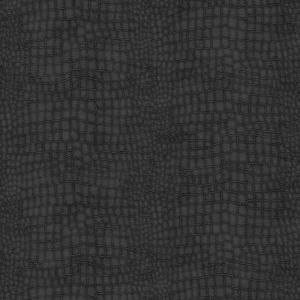 Graham & Brown 56 sq. ft. Black Crocodile Wallpaper-32-659 - The Home Depot