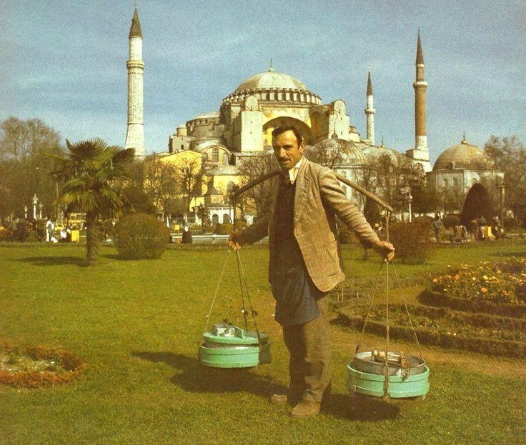 Eski İstanbul: Yoğurtçu