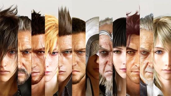 Final Fantasy XV and Kingdom Hearts III Coming to Xbox One