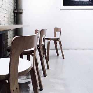 Artek Chair 65 @haussmith #artek #alvaraalto https://www.instagram.com/p/_UDx0ihEmD/