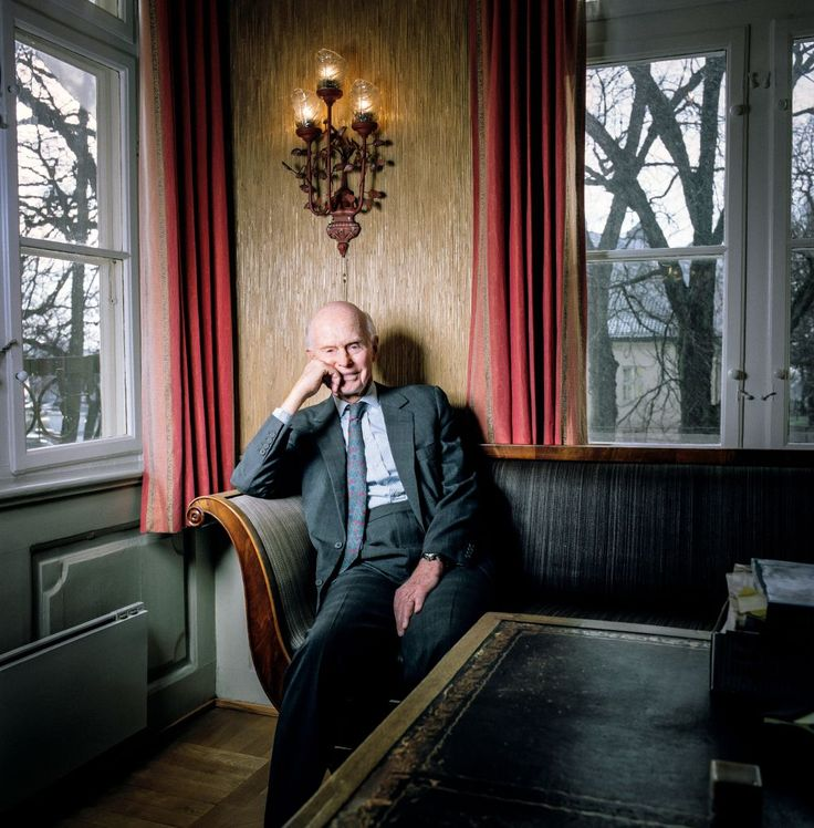 The crazy, true-life adventures of #Norway 's most radical #billionaire