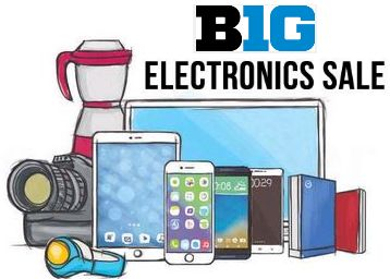 Paytm 5-7 January Paytm Electronics Big Day Sale Offer : Up to 70% Off on Electronics Product - Best Online Offer