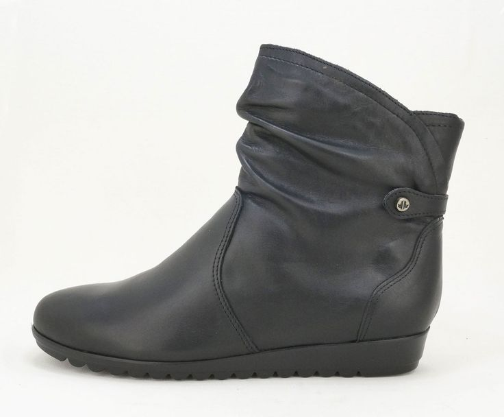 Froggie Black Handmade Genuine Leather Flat Ankle Boot.  R 1'349. Handcrafted in Durban, South Africa. Code: 10471  Shop for Froggie online https://thewhatnotshoes.co.za Free delivery within South Africa.