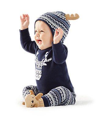 Tiny Moose Gymboree Baby Boy