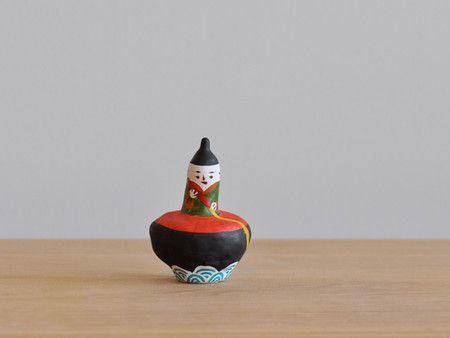 琉球張り子『一寸法師』- 豊永 盛人 (玩具ロードワークス) - CARGO web shop