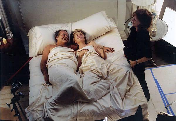 Somethings Gotta Give - Jack Nicholson and Diane Keaton - haha I love it!!!