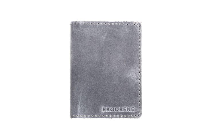 Skórzany cienki portfel męski slim wallet Brodrene szary | ON \ Portfele męskie | mironti.pl http://mironti.pl/product-pol-6276-Skorzany-cienki-portfel-slim-wallet-Brodrene-szary.html