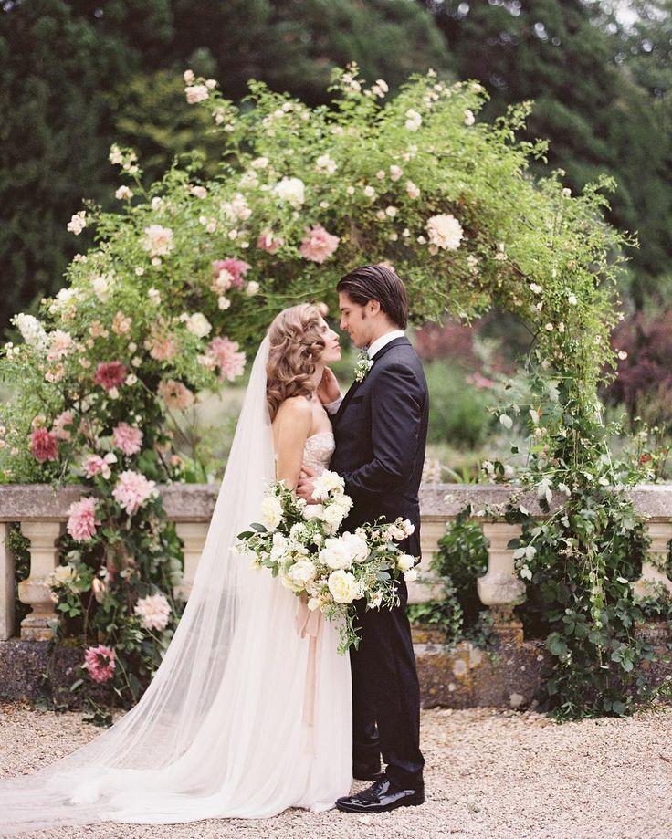 Garden Wedding Ceremony: 2320 Best OUTDOOR WEDDING CEREMONY, AISLE & RECEPTION