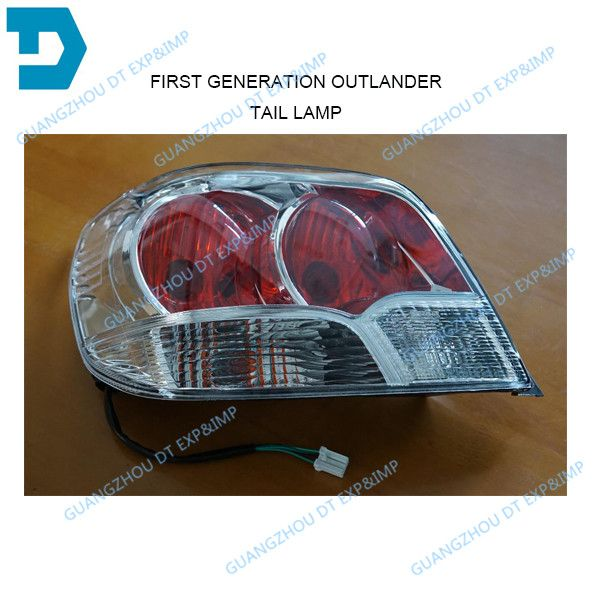 2003 2007 Outlander Tail Lamp Airtrek Front Rear Lamp Park Buy 2 Piece If You Need 1 Pair With Bulb All Other Parts Available Automobile Outlander Bulb