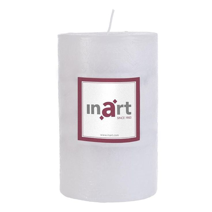 Pillar Scented Candle 9x14 cm - Candles - Aromatics - DECORATIONS - inart