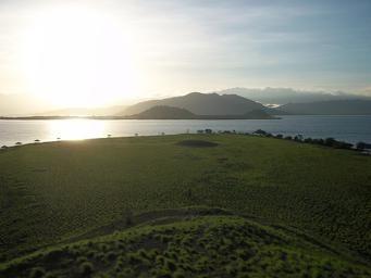 Sunrise at Kenawa Island-Sumbawa Indonesia