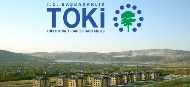 TOKİ 76 arsayı 'Açık Artırma' yöntemi ile satıyor!