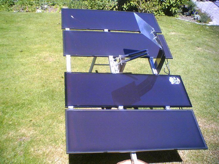 Passiv solar trækker.