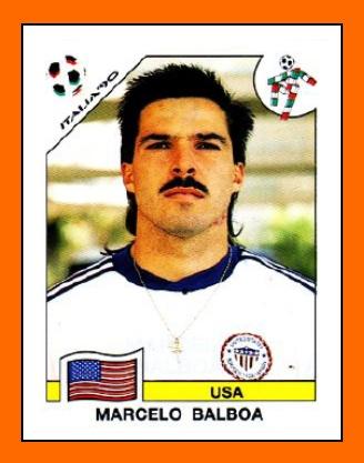 Marcelo Balboa - USA