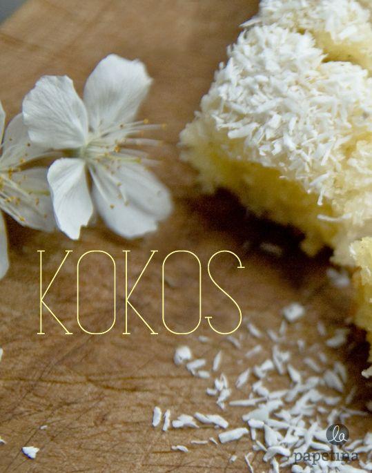 Sonntagssüß: Zitronen-Kokos-Kuchen
