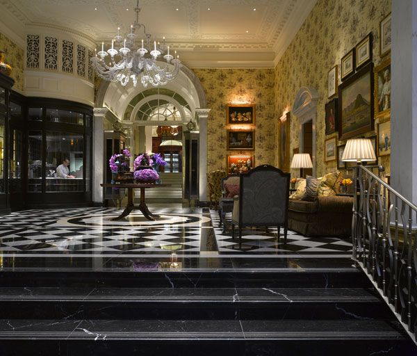 Savoy London...dinner ....lovely