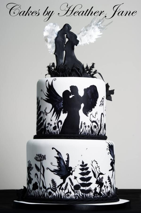47 Best Dragon Amp Fairies Wedding Cakes Amp Toppers Images On