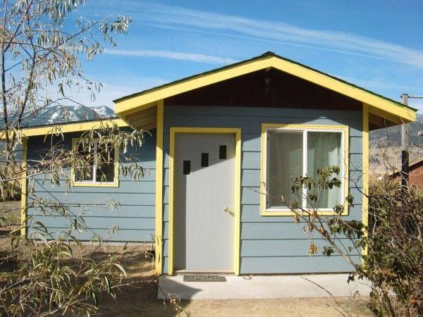 Http Tinyhouseblog Com Stick Built Backyard Guesthouse