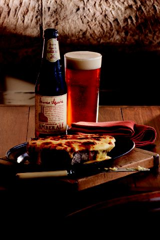 FLIPP Management | Mmm cheese on toast and beer, styled by Jacque Malouf