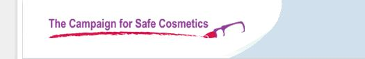 Campaign for Safe Cosmetics~ Tons of DIY cosmetic recipes- including face paint!!
