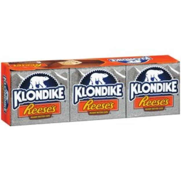 I'm learning all about Klondike Ice Cream Bars With Reese's Peanut Butter Cups at @Influenster!