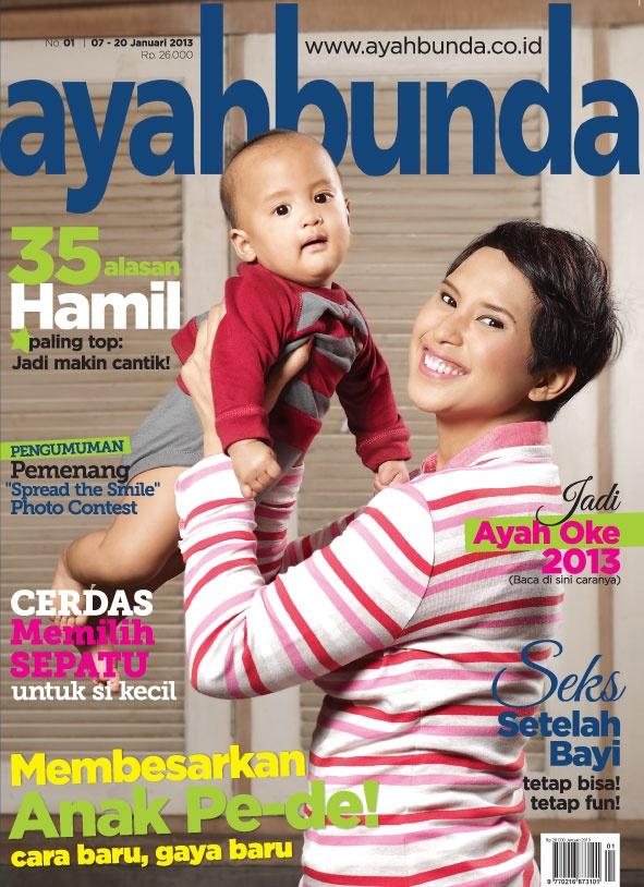 Ayahbunda 1st Edition in 2013