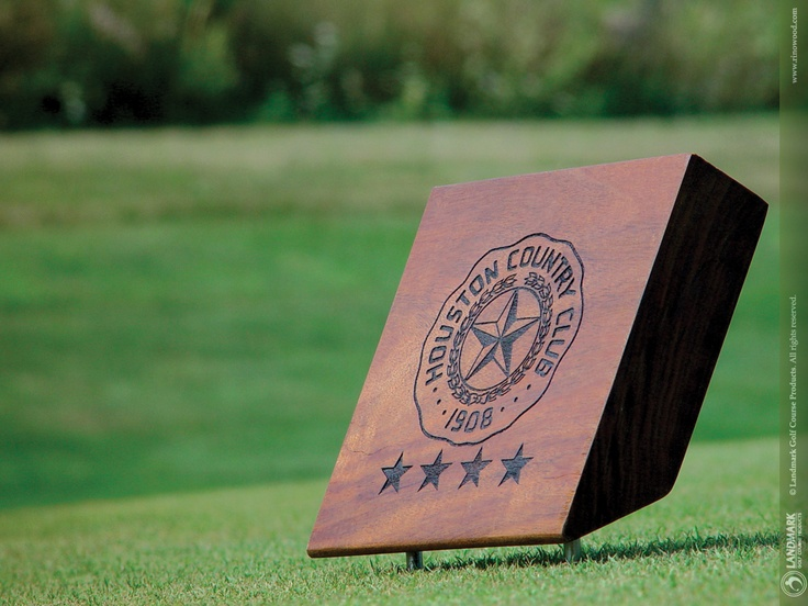 how to make golf tee markers