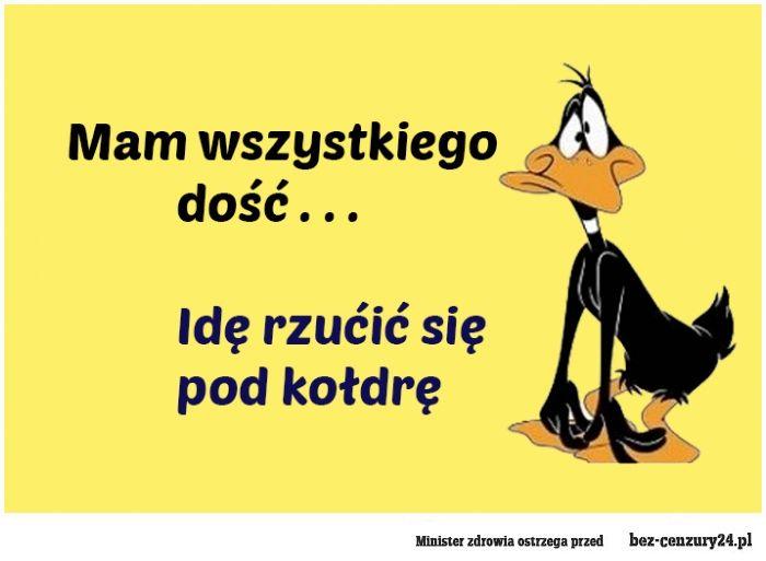 Mam wszystkiego           dość - Absurdy polskiego internetu: śmieszne obrazki, filmy z Facebook,nasza-klasa, fotka.pl i innych.