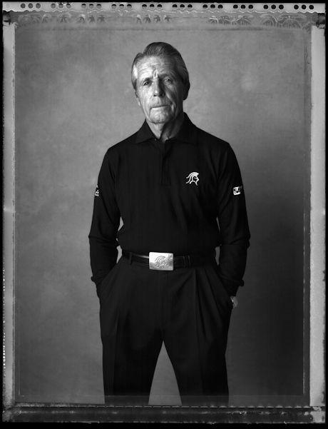 Gary Player  © Michael O' Bryan