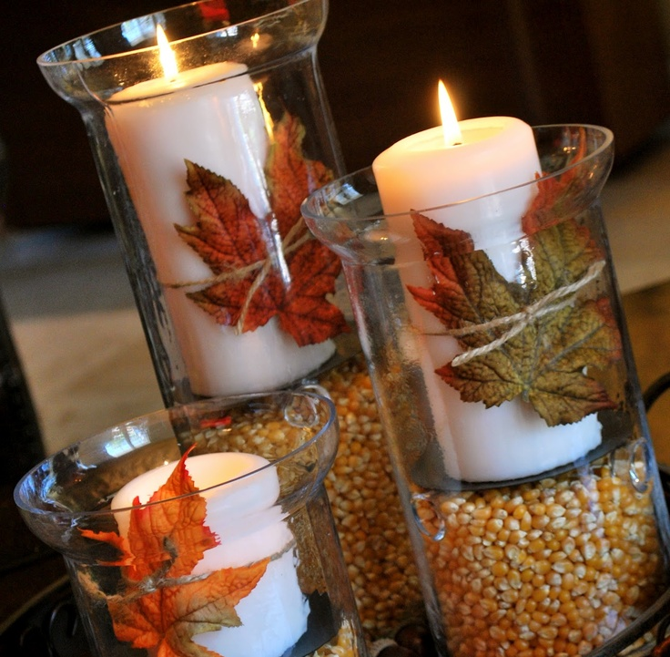 Vases for your holiday season centerpieces