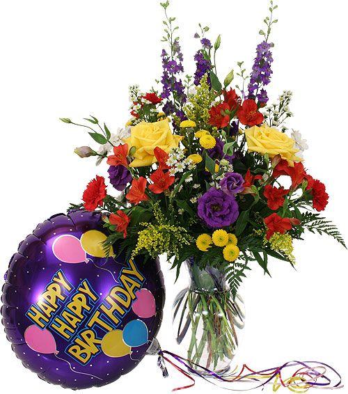 Canada Flowers > Birthday