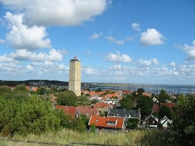 Terschelling, island of the Netherlands