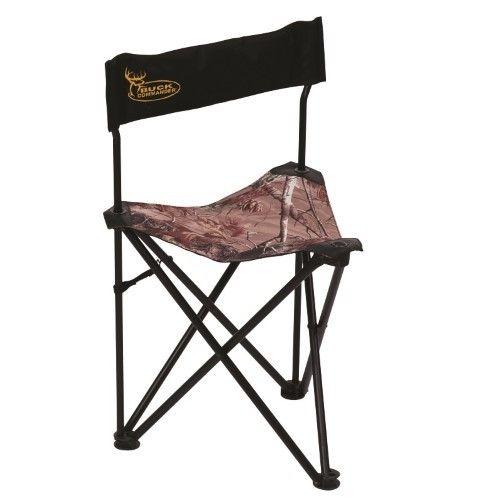 Ameristep Blind Chair Buck Commander Realtree Xtra