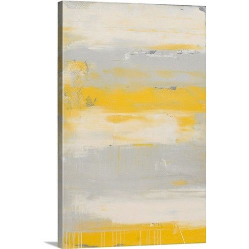 """Great Big Canvas """"Aspen Sky"""" by Erin Ashley Painting Print on Canvas"""