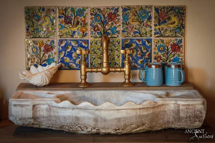 From the Game of Thrones to Majorca, a Powder Room Journey from the Fictional to the Unexplored.