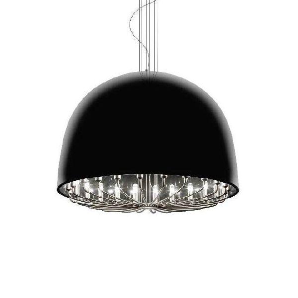 FORCE LAMP - Suspension Noir | Suspension Vertigo Bird designé par Nika Zupanc | LightOnline