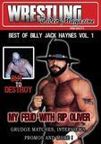 Wrestling Video Magazine: Best of Billy Jack Haynes Vol. 1 [DVD] [2016]