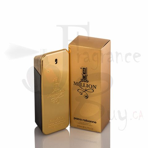 Paco Rabanne 1 Million (Gold) Man Cologne | One of our highest grossing scents to date!  #milliondollarscent #millioncologne #cologne #pacomillion
