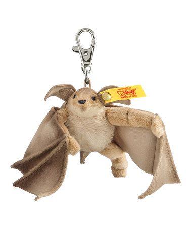 Love this Bat Plush Key Chain on #zulily! #zulilyfinds