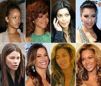 Top 20 Celebridades sin maquillaje.   #CelebridadesSinMaquillaje #NoMakeup #Maquillaje #Belleza